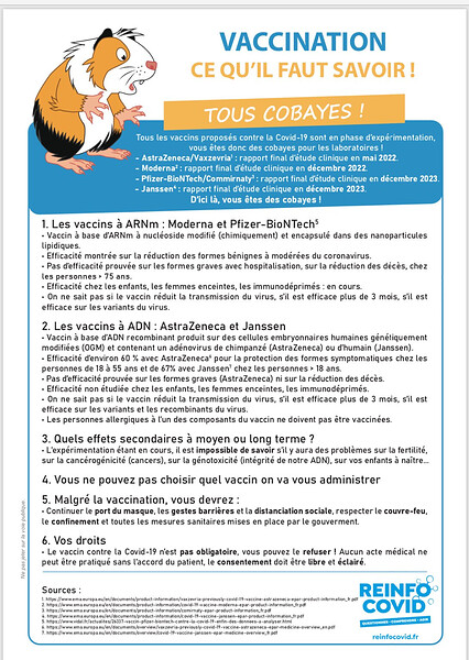 tract vaccins